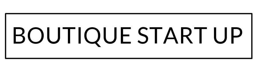 PARCERIA BOUTIQUE START UP
