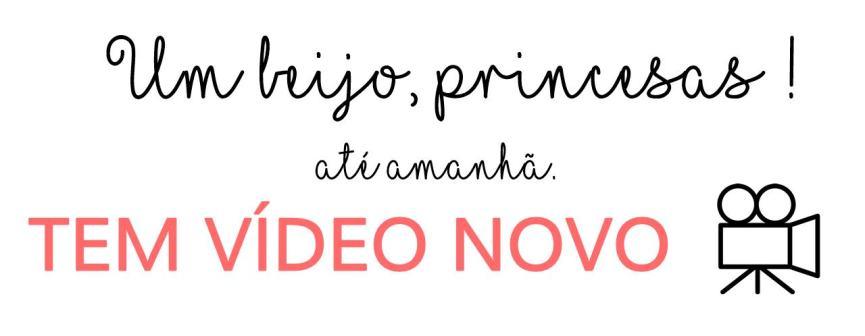UM BEIJO PRINCESAS - AMANHÃ TEM VÍDEO NOVO.jpg