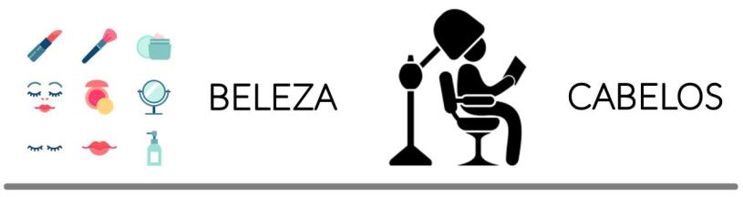 BELEZA - CABELOS