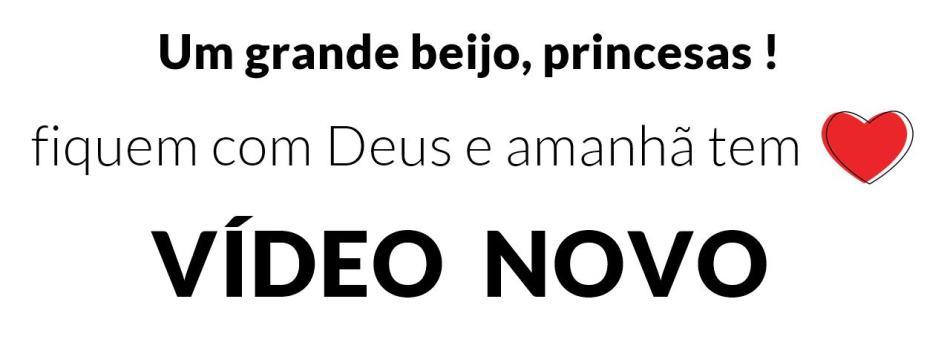 AMANHÃ TEM VÍDEO NOVO1