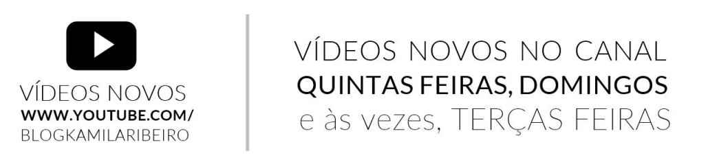 VÍDEO - YOUTUBE