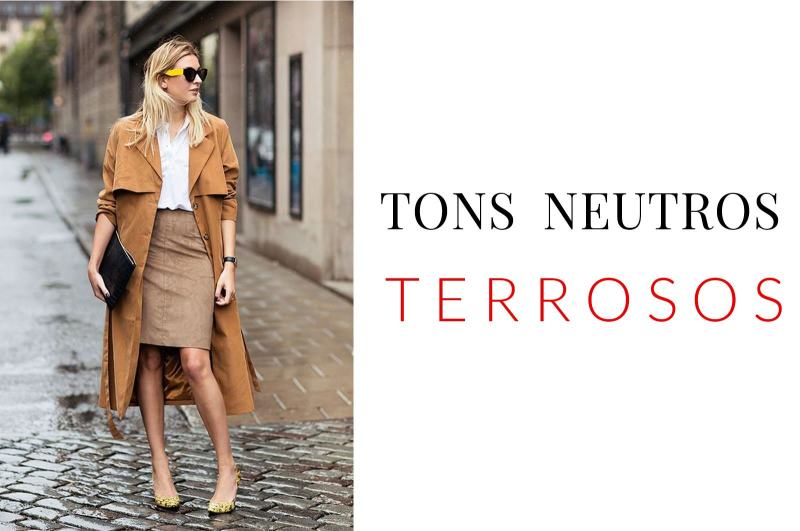LOOK TON NEUTRO TERROSO