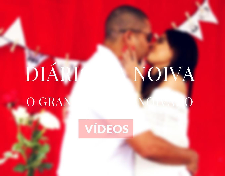 VÍDEO | DIÁRIO DA NOIVA: O DIA DO NOIVADO