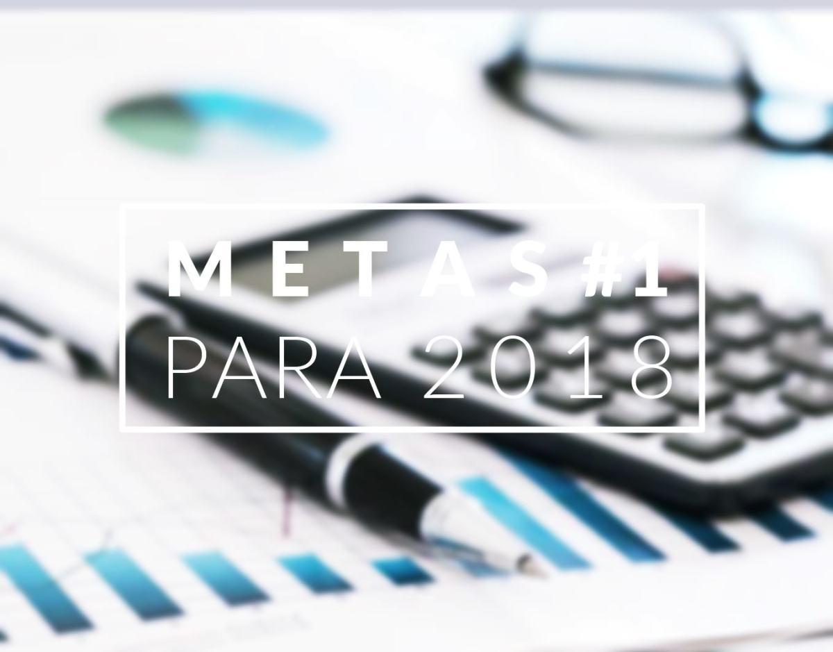 5 METAS PARA 2018