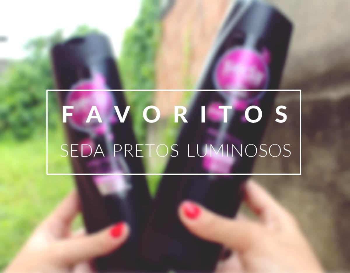 FAVORITOS | SEDA PRETOS LUMINOSOS