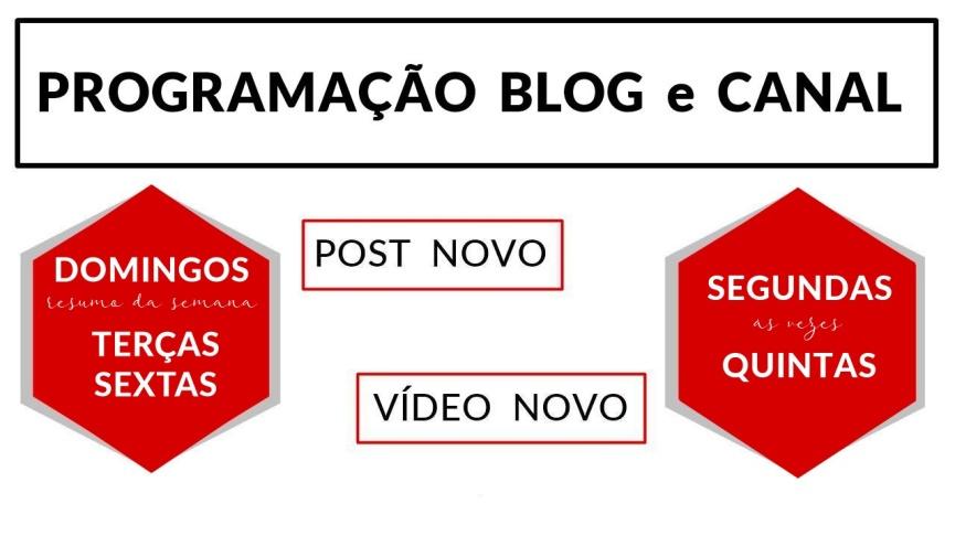 PROGRAÇÃO BLOG - NOVEMBRO - LAYOUT VERMELHO - 2018